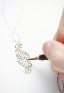 Custom Jewelry Design from Allura Fine Jewelers in Highland Park Illinois