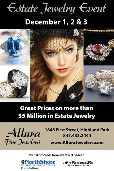 Allura Estate Jewelry Event